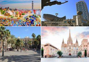 Una pausa a Barcellona